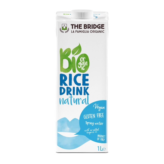The Bridge Bio Reis Drink natural 1000 ml