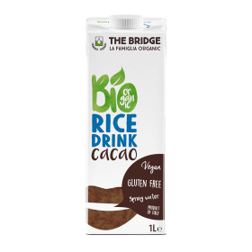 The Bridge Bio Reis Drink Cacao 1000 ml