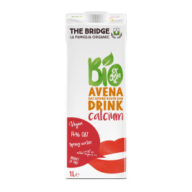 Bio Hafer Drink Calcium 1000 ml The Bridge