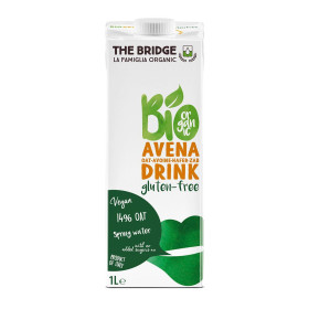 The Bridge Bio Hafer Drink glutenfrei 1000 ml