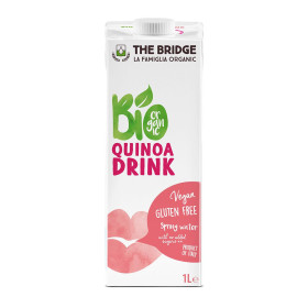 Bio Quinoa Drink 1000 ml The Bridge