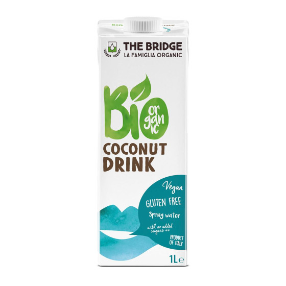 Bio Kokos Drink 1000 ml The Bridge