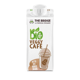 The Bridge Bio Veggy Café natural 200 ml